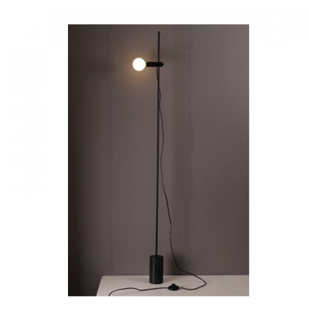 ACA LIGHTING LAMPADAR OD581F160B METAL MARMURA NEGRU E14