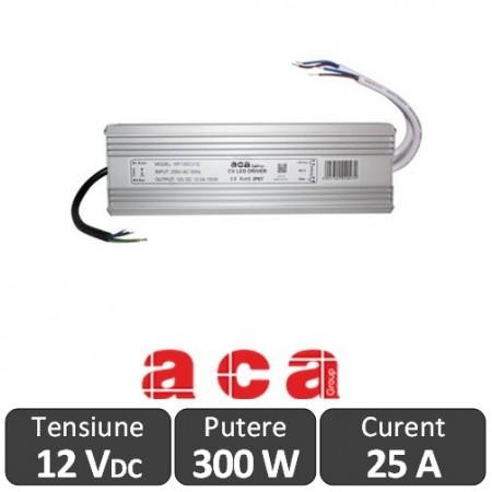 Poze Sursa alimentare LED 300W 12V 25A IP67