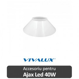 Poze Vivalux AJAX COVER LED 40W Alb