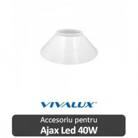 Vivalux AJAX COVER LED 40W Alb