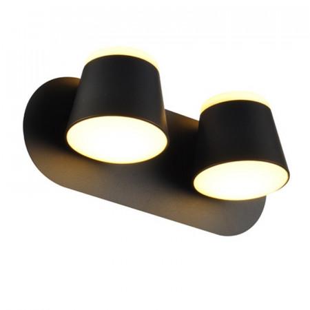 CORP ILUMINAT ACA LIGHTING V83LEDW27BK APLICA NEGRU LED