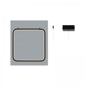 CORP ILUMINAT V30LEDP30BK METAL NEGRU LED INTEGRAT
