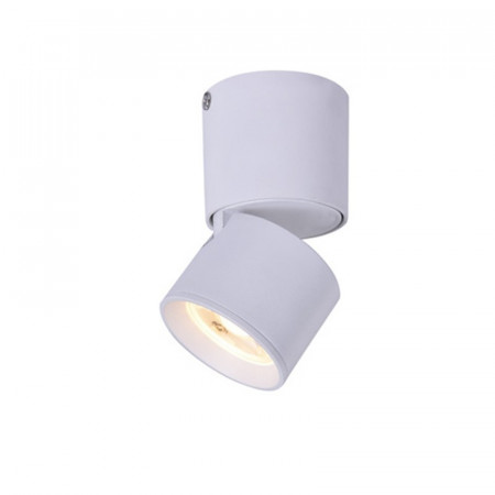 CORP ILUMINAT ACA LIGHTING RA33LEDS6WH ALUMINIU ALB LED