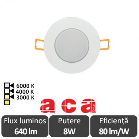 Spot Aca Vera IP65 8W