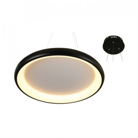 CORP ILUMINAT ACA LIGHTING BR71LEDP61BK  DIMABIL METAL NEGRU LED INTEGRAT