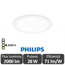 Philips CoreLine SlimDownlight DN135B LED20S/830