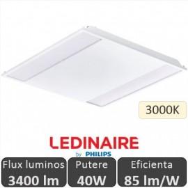Poze Philips Ledinaire - Panou LED RC060B LED34S/830