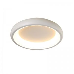 CORP ILUMINAT ACA LIGHTING BR71LEDC41WH  DIMABIL METAL ALB LED INTEGRAT