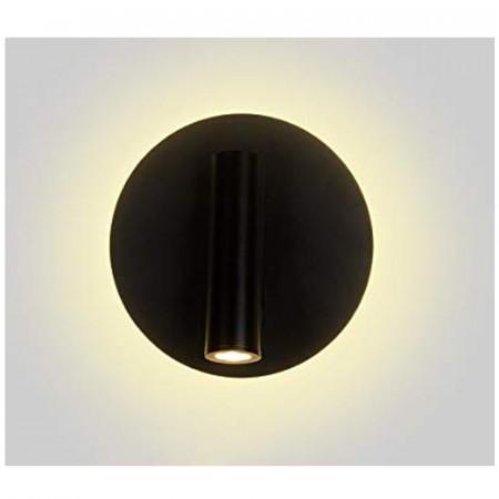 CORP ILUMINAT ACA LIGHTING SF1801LEDB METAL NEGRU LED