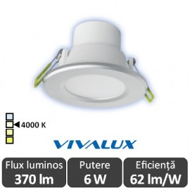 Poze Vivalux TOP LED 6W alb-neutru