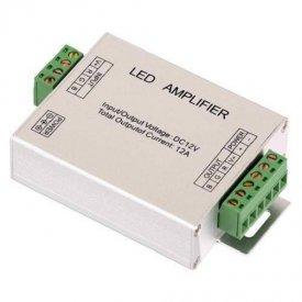 Amplificator RGB 12A , 3x4A, 12-24V