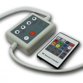 Controller RGB cu telecomanda radio 144W 12V