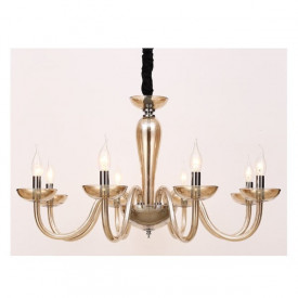 Lampa suspendata BLK82188PCNC 8xE14