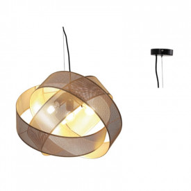 Lampa suspendata GN47P350GD 3xE27