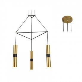 Lampa suspendata HM853P56BR 3xGu10