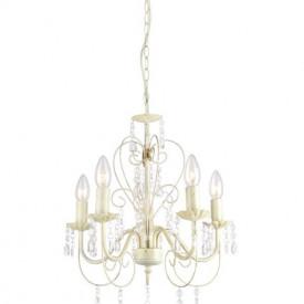 Lampa suspendata SF63185PWG 5xE14