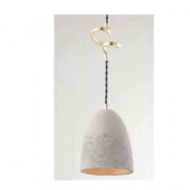 Lampa suspendata V370981PGBB 1xE27