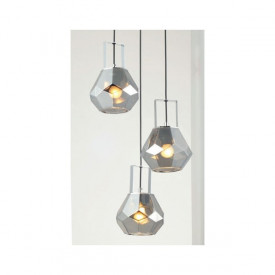 Lampa suspendata V371483PG 3xE27