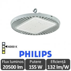 Philips-Aparat iluminat cu LED CoreLine Highbay BY121P  G3 PSU