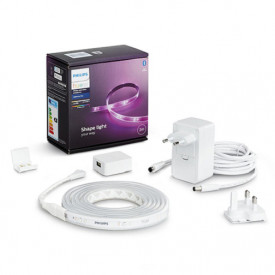 Philips - Set HUE LightStrips (1 banda LED 2m + 1 adaptor)