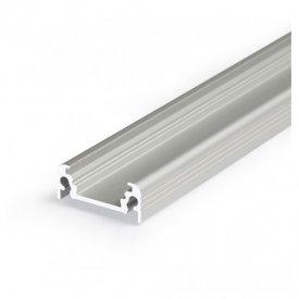 Profil LED aparent SURFACE 10, aluminiu anodizat, lungime 2m