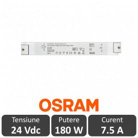Sursa alimentare Led OSRAM 180W 24V 7.5A