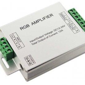 Amplificator RGB 144W 12V