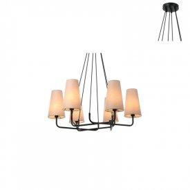 Lampa suspendata HL35426P73BG 6xE14