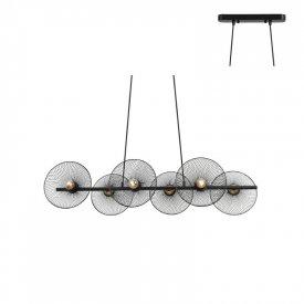 Lampa suspendata HL45846P103B 6xE27