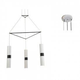 Lampa suspendata HM853P56WH 3xGu10