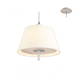 Lampa suspendata ZM16281PLW 1xE27