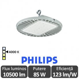 Philips-Aparat iluminat cu LED CoreLine Highbay BY120P  G3 PSU