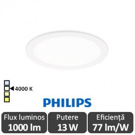 Philips CoreLine SlimDownlight DN135B LED10S/840