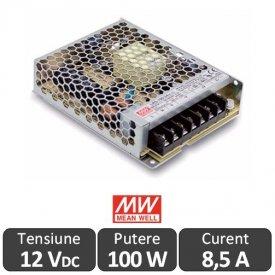 Sursa alimentare LED 100W 12V 8,5A
