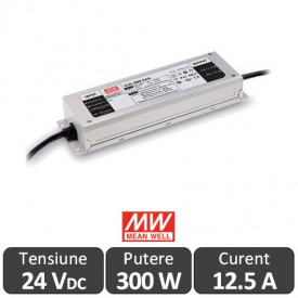 Sursa alimentare LED 300W 24V IP67