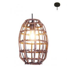Lampa suspendata GN36231PW 1xE27