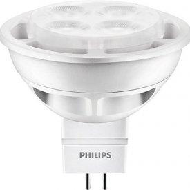 Bec LED Philips - LEDspotLV 5.5W GU5.3 12V 36D alb-cald