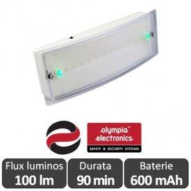 GR-8/led - Corp de iluminat de urgenta cu LED, autonomie 90 min