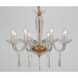 Lampa suspendata BLK80288PCG 8xE14