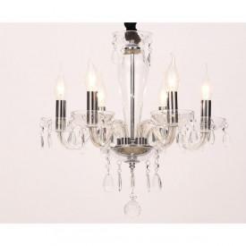 Lampa suspendata BLK82046PCC 6xE14