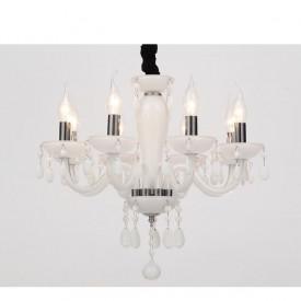 Lampa suspendata BLK82048PWC 8xE14