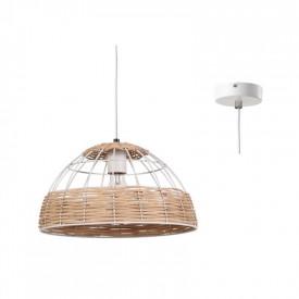Lampa suspendata GN20P135WH 1xE27