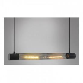Lampa suspendata OD602P72BK 2xE27