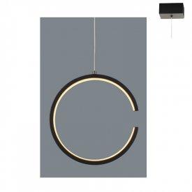 Lampa suspendata V28LEDP22BK 8W