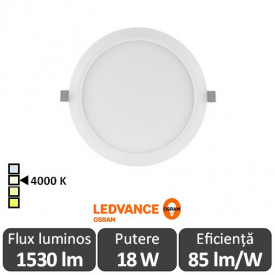 OSRAM Ledvance DN210 18W Slim Downlight Led