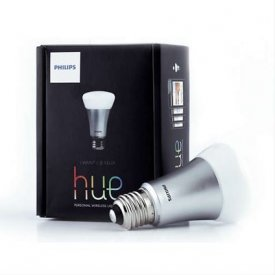 Philips - Bec HUE RGB 10W A60 E27 wireless