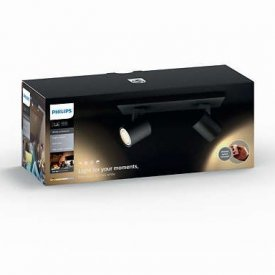 Philips - Spot luminos HUE Runner 2x5.5W