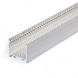 Profil LED aparent VARIO 30-02, aluminiu neanodizat, lungime 2m