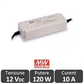 Sursa alimentare LED 120W 12V IP67