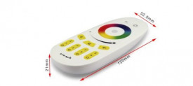 Telecomanda Smart RGB/RGBW Smart 4 zone RF